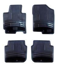 OEM 2011-2013 Hyundai Elantra ALL-WEATHER FLOOR MATS 4-PC SET BLK 3X013-ADU00