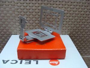 """Leitz Wetzlar - Rahmensucher ROSOL Frame 13,5/5/9cm """"Sammlerstück/Box"""" - TOP"""