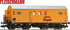 "Fleischmann H0 539502 Horse transport waggon ""Circus Krone"" DB"