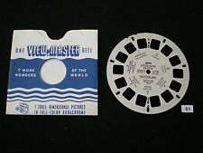 VIEW-MASTER -  Interlaken Region, Switzerland 1948