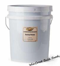 Golden Barrel Blackstrap Molasses-Unsulphered- 5 Gallon Pail - Free Shipping