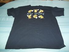 Bee Happy recycled T-Shirt Size L