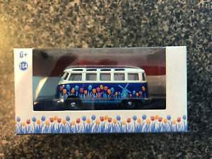 Greenlight Holland VW Volkswagen Bus 1:64 Limited Europe Dutch Brothers Promo