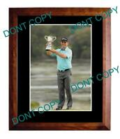 GREG CHALMERS 2011 AUST OPEN GOLF WIN LARGE A3 PHOTO 1