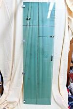 "2001 2002 2003 Jeanneau Sun Odyssey 35 Plexiglass Shower Door 68.5"" x 19.5"""