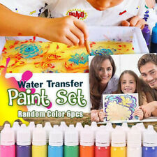 Creative Hydrographics Water Transfer Marbling Painting Set Painting on Water