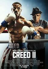 Dvd Creed 2 (2019) .........NUOVO