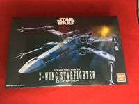 BANDAI 1/72 X-WING STARFIGHTER (2017 Ver) Plastic Model Kit STAR WARS from Japan