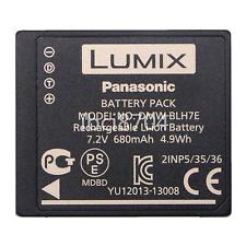 Genuine Panasonic DMW-BLH7 Battery Lumix DMC-GM1 GM5 GF7 GF8 GF9 LX10 LX15 Camer