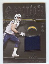 JOEY BOSA - 2017 Panini  - CHARGERS - Game Used Proteges Material Card 54/149