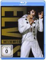 Elvis Presley -That's The Way It Is (1970) -Denis Sanders NEW Bluray UK Region B