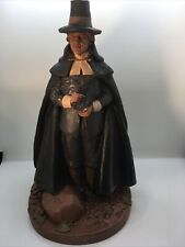 Tom Clark Gnomes, Pilgrim, Signed Tom Clark