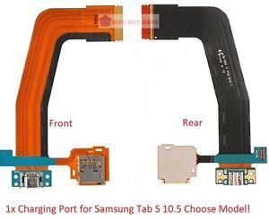 Port de Charge Dock Flexible Remplacement Pièce Pour Samsung Galaxy TAB S 10.5
