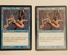 Awesome Magic the Gathering MTG Tempest Rootwater Matriarch x2 nm/mint English
