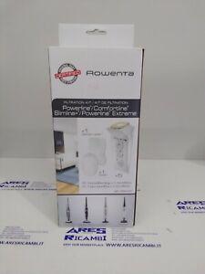 Rowenta ZR00501  Confezione 5 Sacchetti + 2 microfiltri scopa POWERLINE