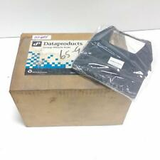 DATA PRODUCTS BOX OF 12 BLACK RIBBON CARTRIDGE DP-55 NEW