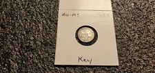 1855 3 Cent Silver Piece, Trime !! Key Date , High Grade !!