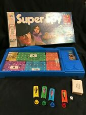 Super Spy The Electronic Alarm Game by Milton Bradley 1971