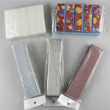 5PCS Nail Art Sanding Files Buffer Block Manicure Pedicure Tools UV Gel Set