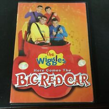 THE WIGGLES Here Comes The Big Red Car DVD