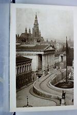 Austria Vienna Wien Parliament Postcard Old Vintage Card View Standard Souvenir