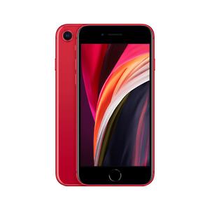 Apple iPhone SE 2020 (2nd Gen) A2296 4G Smartphone 64GB Unlocked Dual-Sim - Red