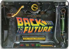 RITORNO AL FUTURO Marty Time Travel Memories Kit STANDARD EDITION! Metal Box