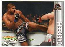 2015 Topps UFC Champions #31 Alistair Overeem