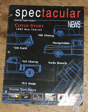 Spectacular News 1997 - Spec Cast New Releases Flyer