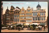 1919 Canadian Field Post WWI Postcard Censored Cover To Hamilton Canada