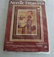 "Needle Treasures Stitchery Kit ""Sunlight Soap"" ~ Needlework Design 00569"