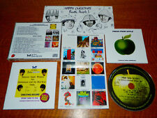 BEATLES FROM THEN TO YOU CD EXPANDED REMASTERED FAN CLUB CHRISTMAS RECORD MINT