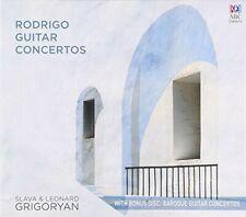 Rodrigo Guitar Concertos - 2 DISC SET - Slava & Leonard Grigoryan (CD New)