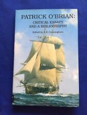 PATRICK O'BRIAN: CRITICAL ESSAYS AND A BIBLIOGRAPHY - FIRST AMERICAN EDITION