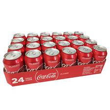 24 Dosen Original Coca Cola je 0,33L € 19,99