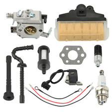 Carburetor For Stihl MS210 MS230 MS250 021 023 025 Chainsaw Carb Air Filter kit