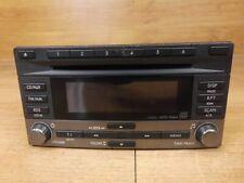 Subaru Forester MK3 2011 radio CD 86201SC400