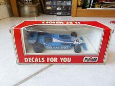 Ligier Talbot JS11 E118 #26 Polistil 1/41 avec boite F1 Formule 1