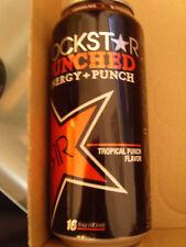 ☸ڿڰۣ-* ☸Rockstar Energy Drink,Punched Tropical (old), voll ☸ڿڰۣ-* ☸