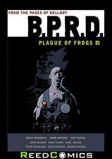 BPRD PLAGUE OF FROGS VOLUME 2 GRAPHIC NOVEL (408 Pages) New Paperback
