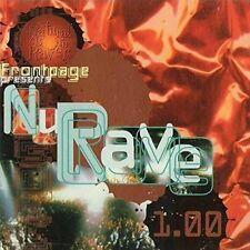 Nu Rave 1.00 (Frontpage,  1995) Carl Cox, Yves Deruyter, Glow, Hott, Ya.. [2 CD]