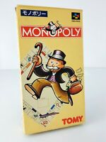Monopoly - Jeu Nintendo Super Famicom SFC JAP Japan