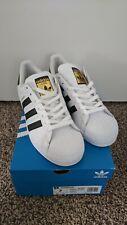Adidas Originals Superstar Shoes Cloud White/Core Black-EG4958 Size 7 NEW IN BOX