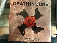 "DEATH IN JUNE Sun dogs - 7"" / Vinyl - Ltd. 2000 + Sticker"