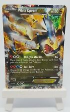 Pokemon White Kyurem EX BW63 Black Star Promo Holo Card