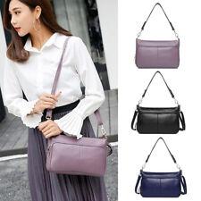 Women's Leather Handbag Shoulder Bag Satchel Purse Messenger Hobo Fashion NEW