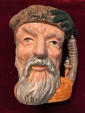 """Royal Doulton Toby Character Mug or Jug Robinson Crusoe D6539 Small 4 1/2"""""""