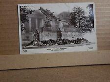 Postcard The Royal Artillery memorial Hyde Park Corner Real Photo unposted.