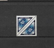 Böhmen & Mähren 1939 Michelnr: 52 Kehrdruck postfrisch **, Katalogwert € 14,00