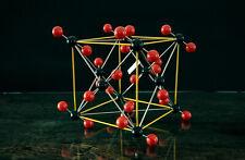 Ancien modèle moléculaire chimie scientifique instrument  cabinet de curiosité
